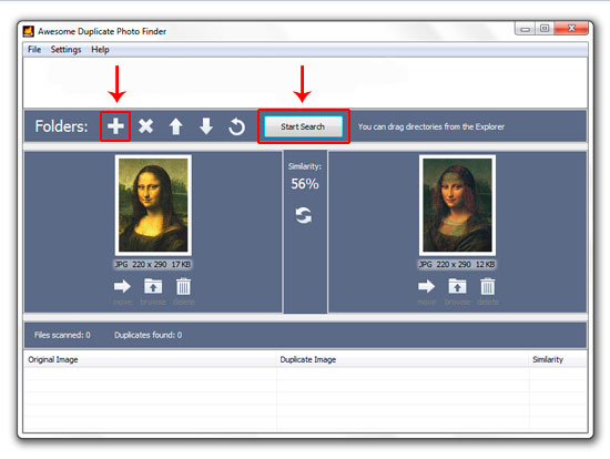 Find Similar or Exact Duplicate Photos 05