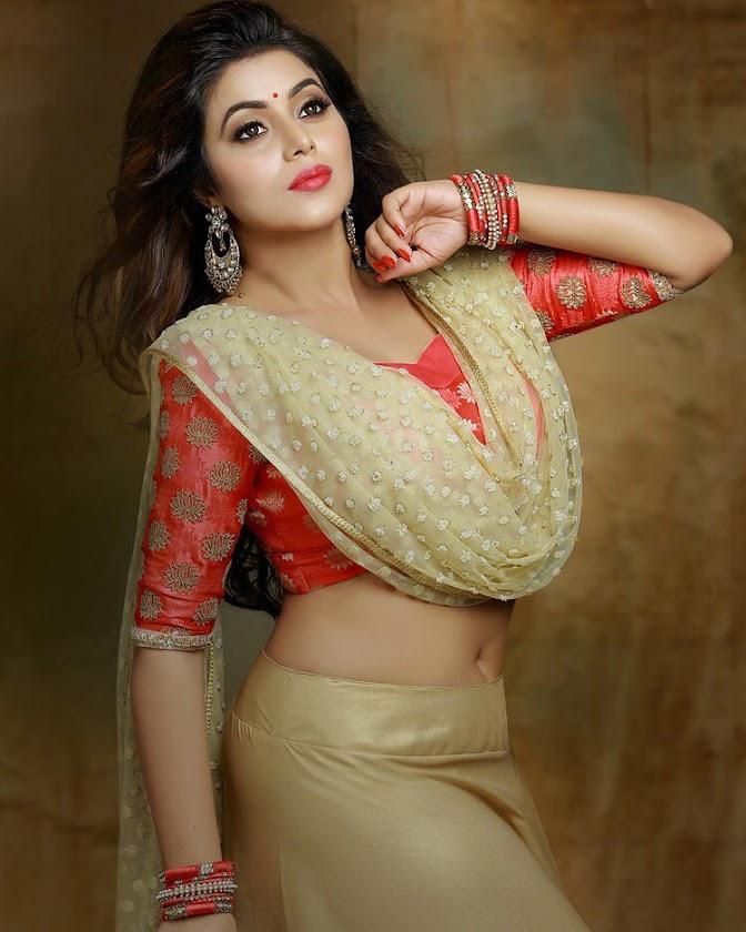Actress Poorna Latest hot photoshoot pics
