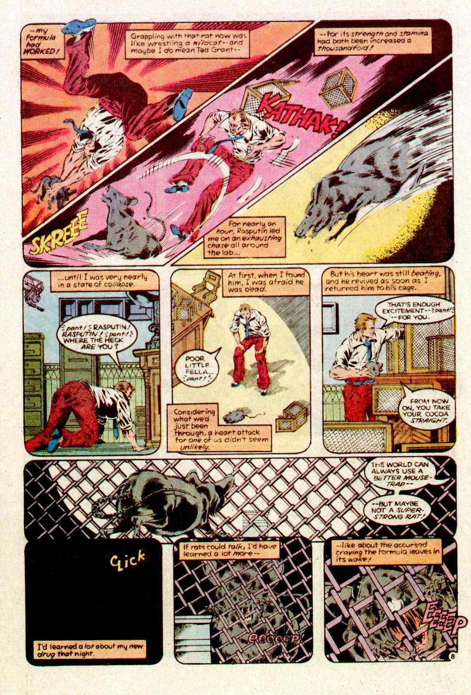 Read online Secret Origins (1986) comic -  Issue #16 - 29