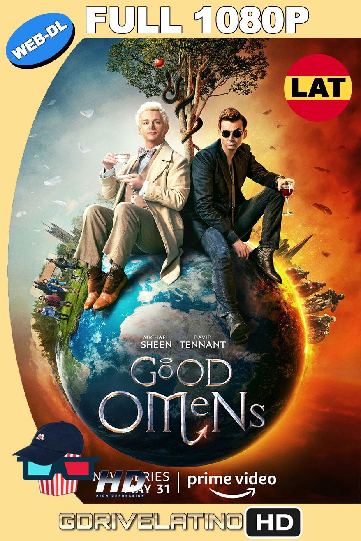 Good Omens (2019) Temporada 1 AMZN WEB-DL 1080p Latino-Inglés MKV