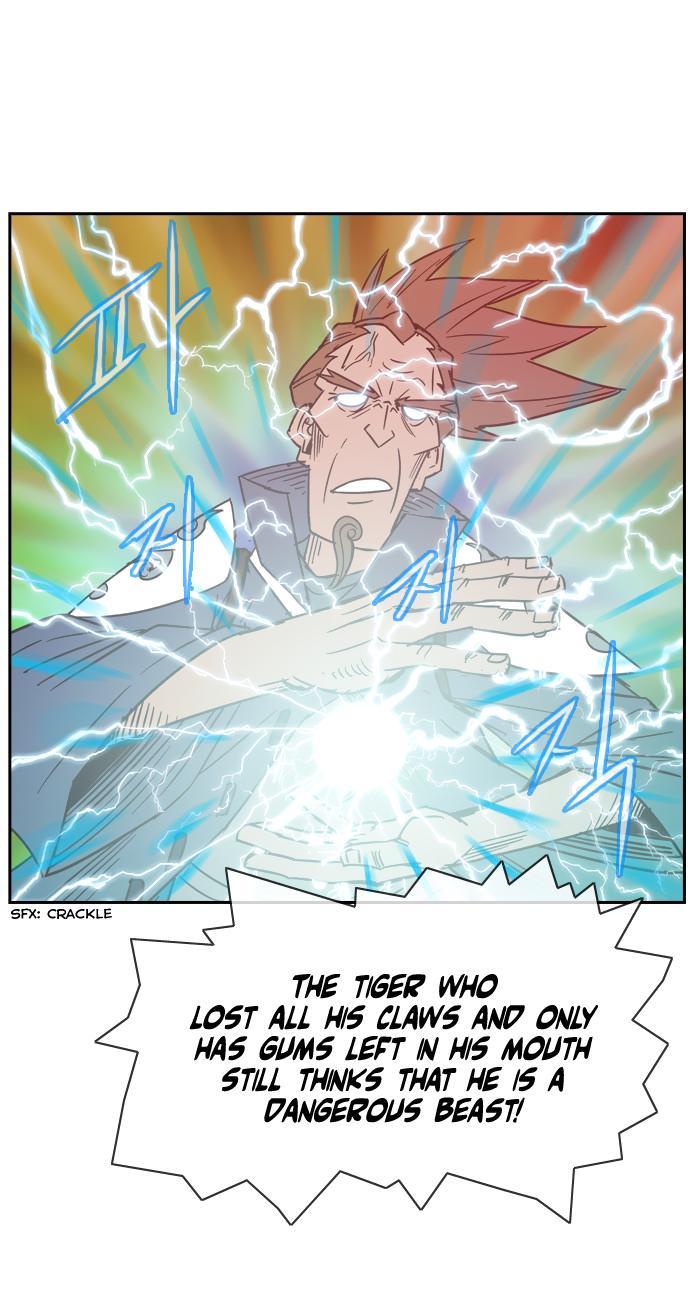 Magic scroll merchant Zio