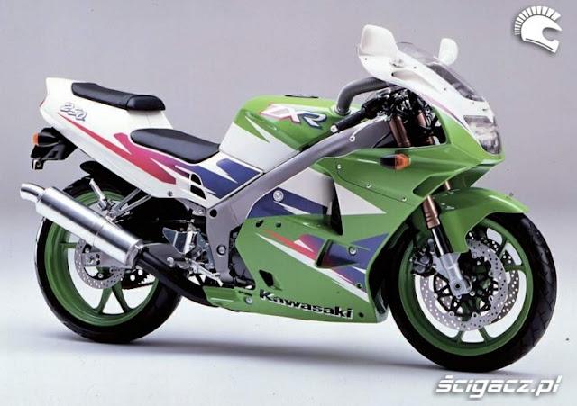 Kawasaki ZXR250 - Enquanto isso... no outro lado do planeta (parte 1 - as 250cc)