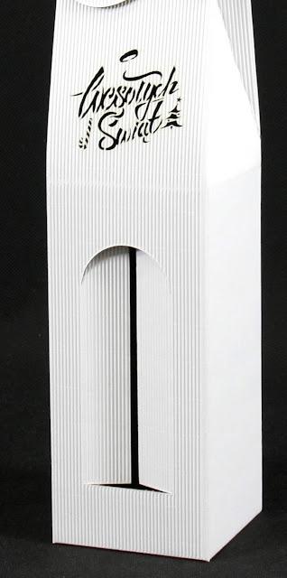 Pudełka na Boże Narodzenie z logo