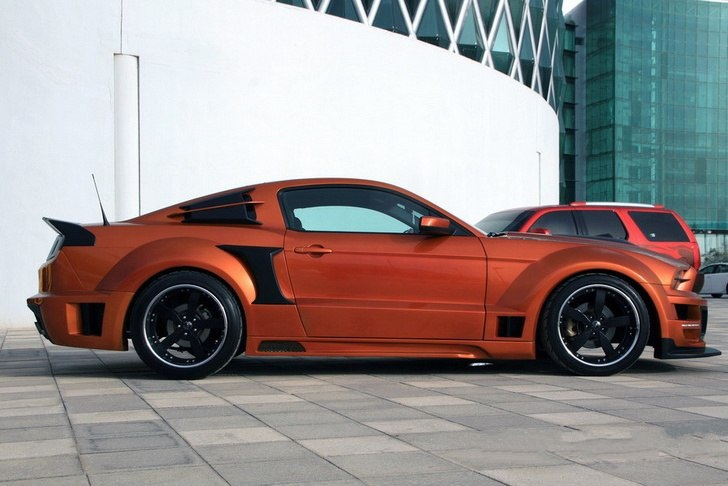 Ford Mustang TORNADO 4
