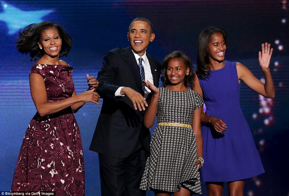 barack obama and family 2017 - photo #8