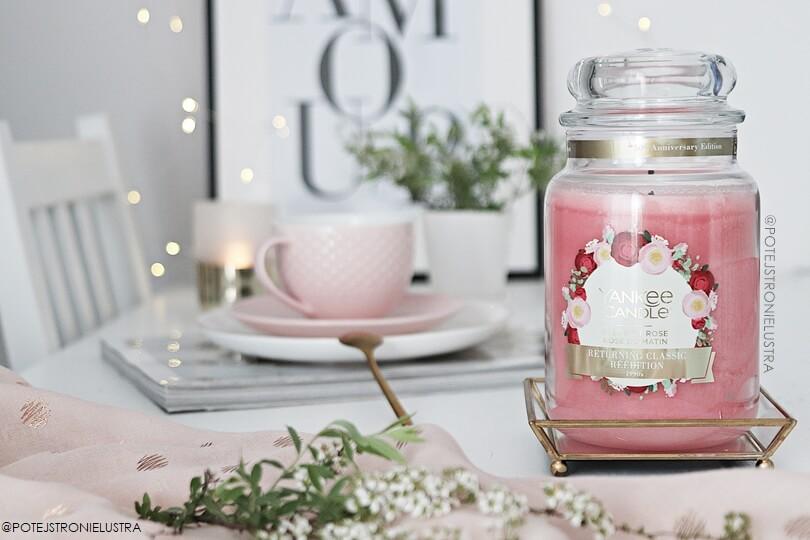 świeca yankee candle salt mist rose
