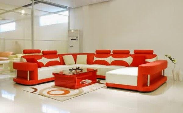 Contoh sofa minimalis model terbaru untuk ruang tamu