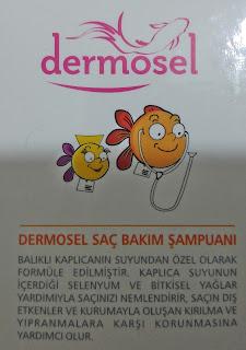 Dermosel Şampuan
