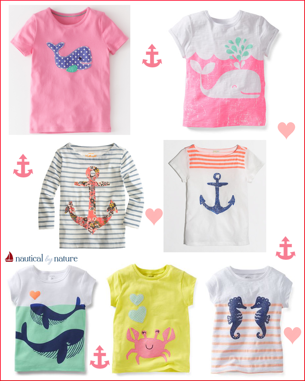 Nautical By Nature Nautical Valentines Day Outfits For