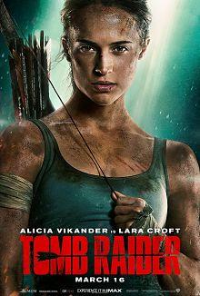 Sinopsis pemain genre Film Tomb Raider (2018)