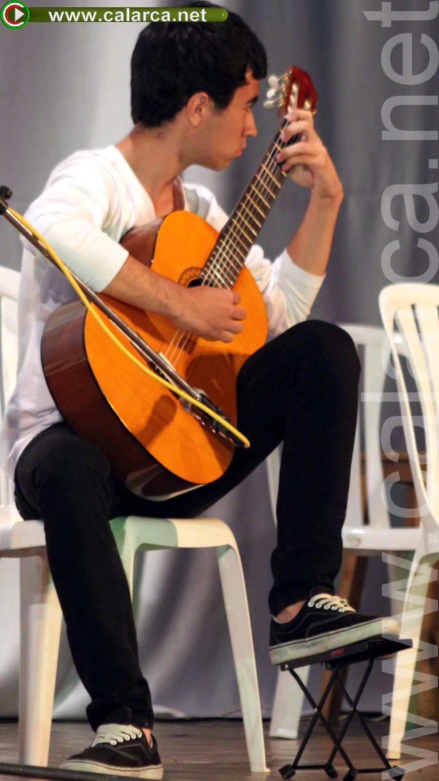 Solista guitarra - Juan Manuel López