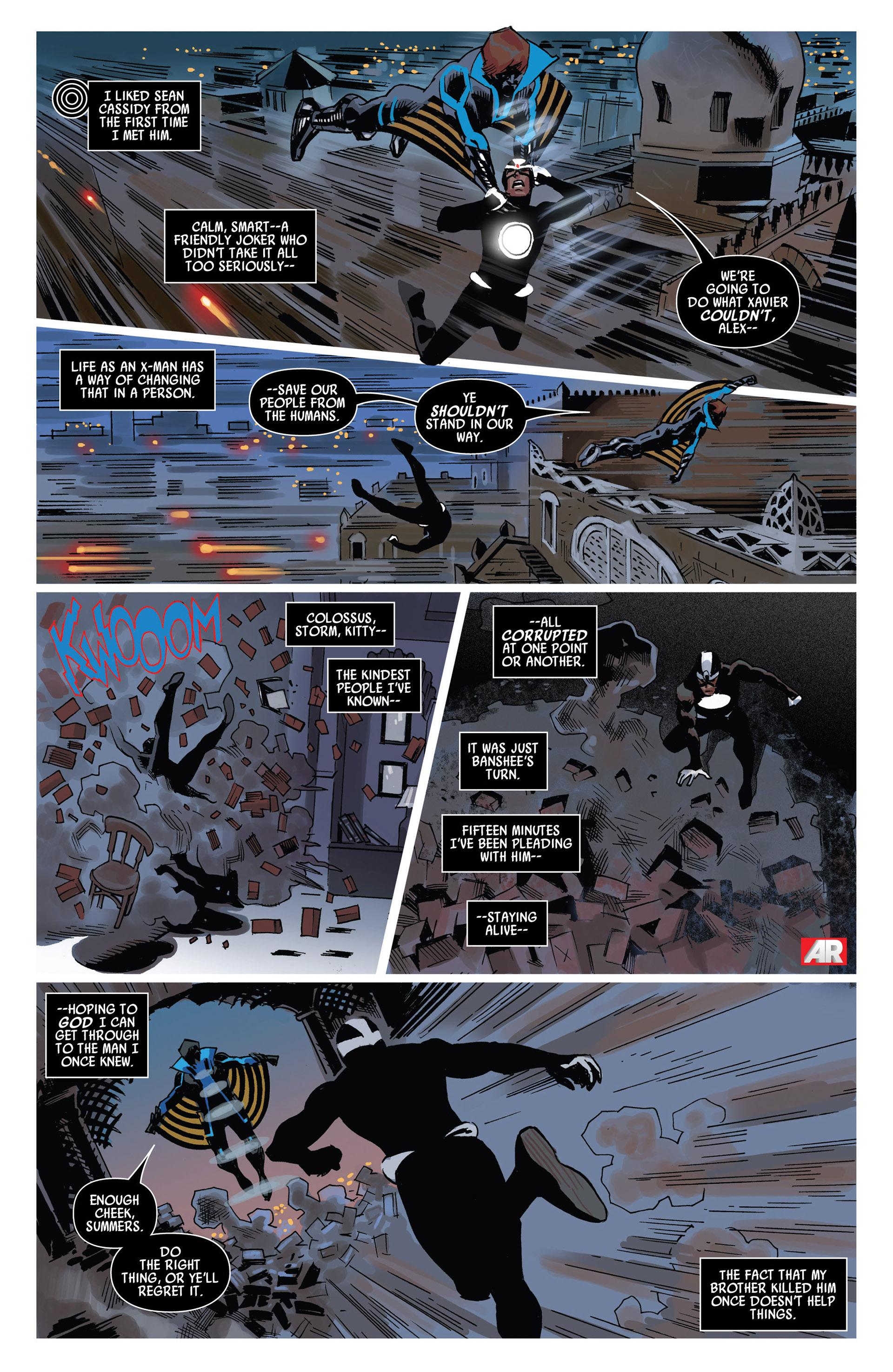 Read online Uncanny Avengers (2012) comic -  Issue #13 - 3