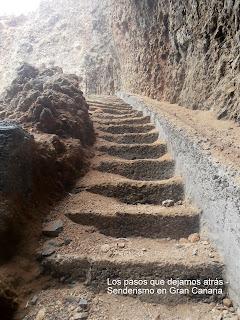 Bajada a la Cueva del Guincho