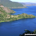 Keindahan Danau Toba Dari Bukit Tarabunga