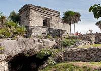 Zona arqueológica de Tulum, Riviera Maya, Quintana Roo
