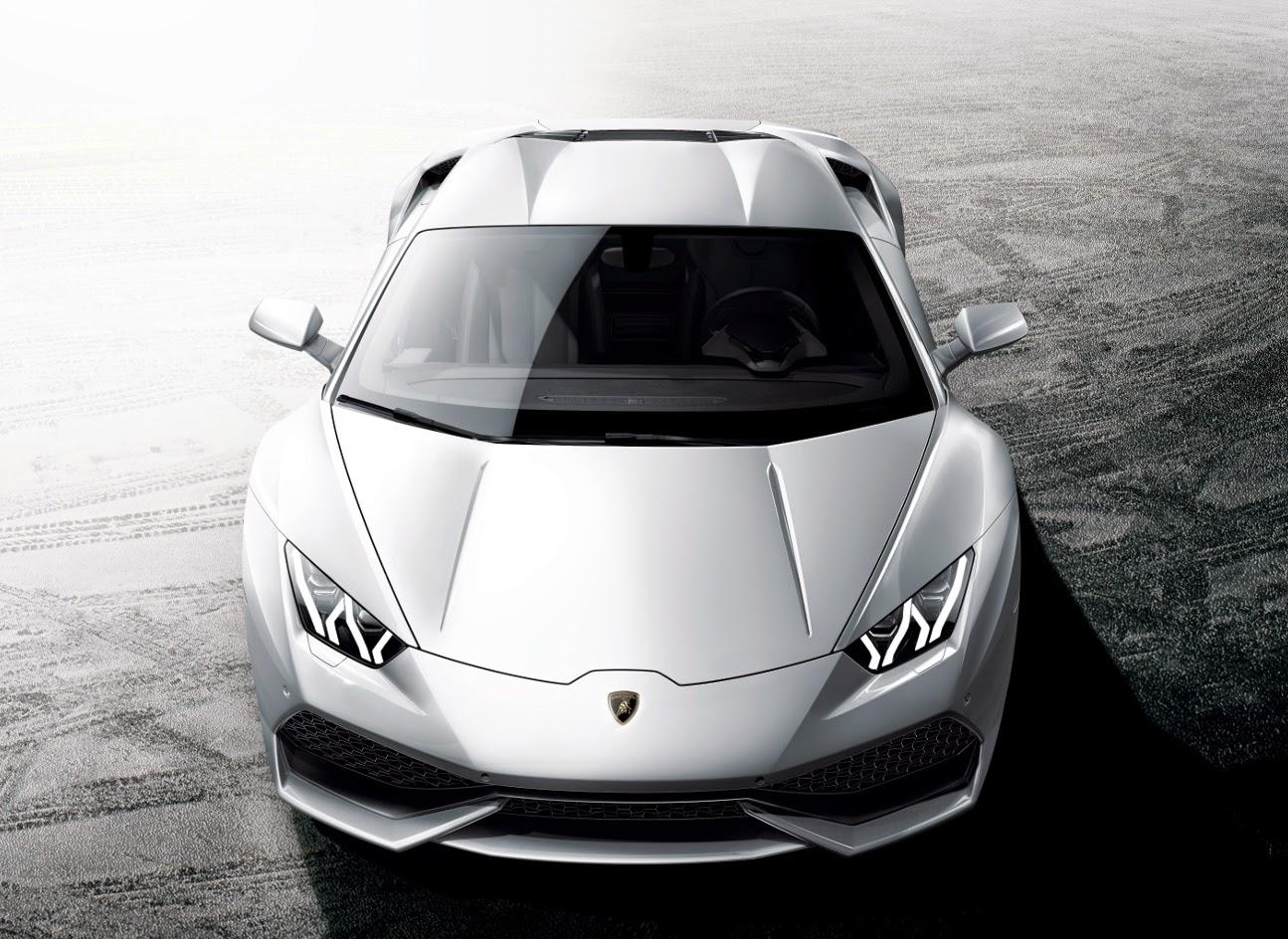 Foto Mobil Sport Lamborghini Huracan LP 610 4