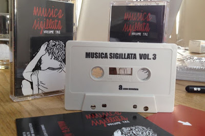 Domenica 26 aprile: MUSICA SIGILLATA VOL.3 - OBSOLET RELEASE PARTY