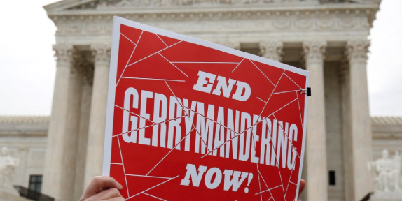 FEDERAL COURT FINDS DEMOCRATS UNLAWFULLY GERRYMANDERED A MARYLAND CONGRESSIONAL SEAT