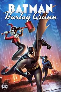 Batman and Harley Quinn (2017) แบทแมน ปะทะ วายร้ายสาว ฮาร์ลี่ HD