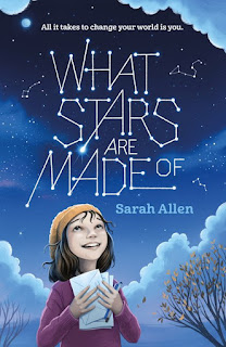 Operation Awesome #20Questions in #2020 of #NewBook Debut Author Sarah Allen - What Stars are Made Of
