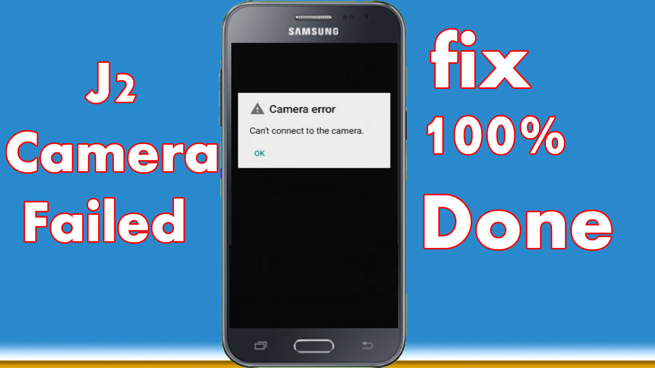 how to fix camera samsung lite