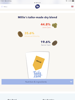 millies tailored made dry food blend