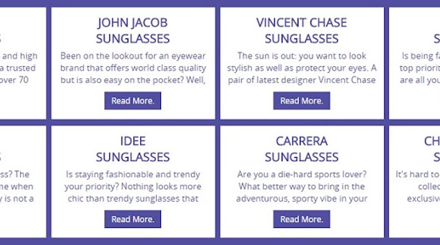 Frame Your Eyes At Glasses From SunGlassesDelhi.com