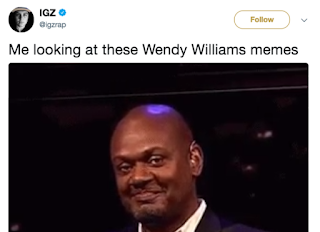 Wendy Williams Faint Memes