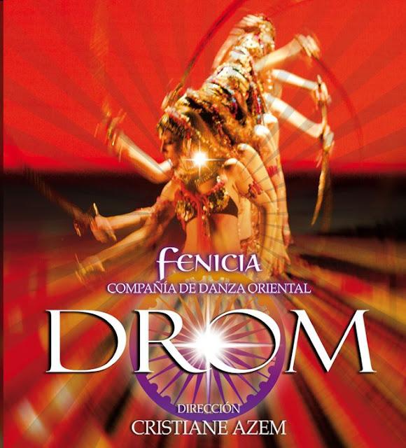 Danza oriental Fenicia en la Vaguada