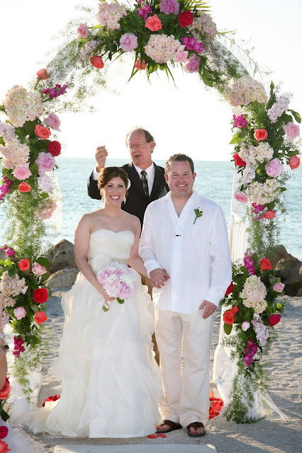 beach wedding captiva island