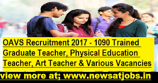 OAVS-Recruitment-1090-tgt-Various-Vacancies