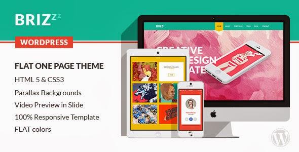 Responsive OnePage WP Theme