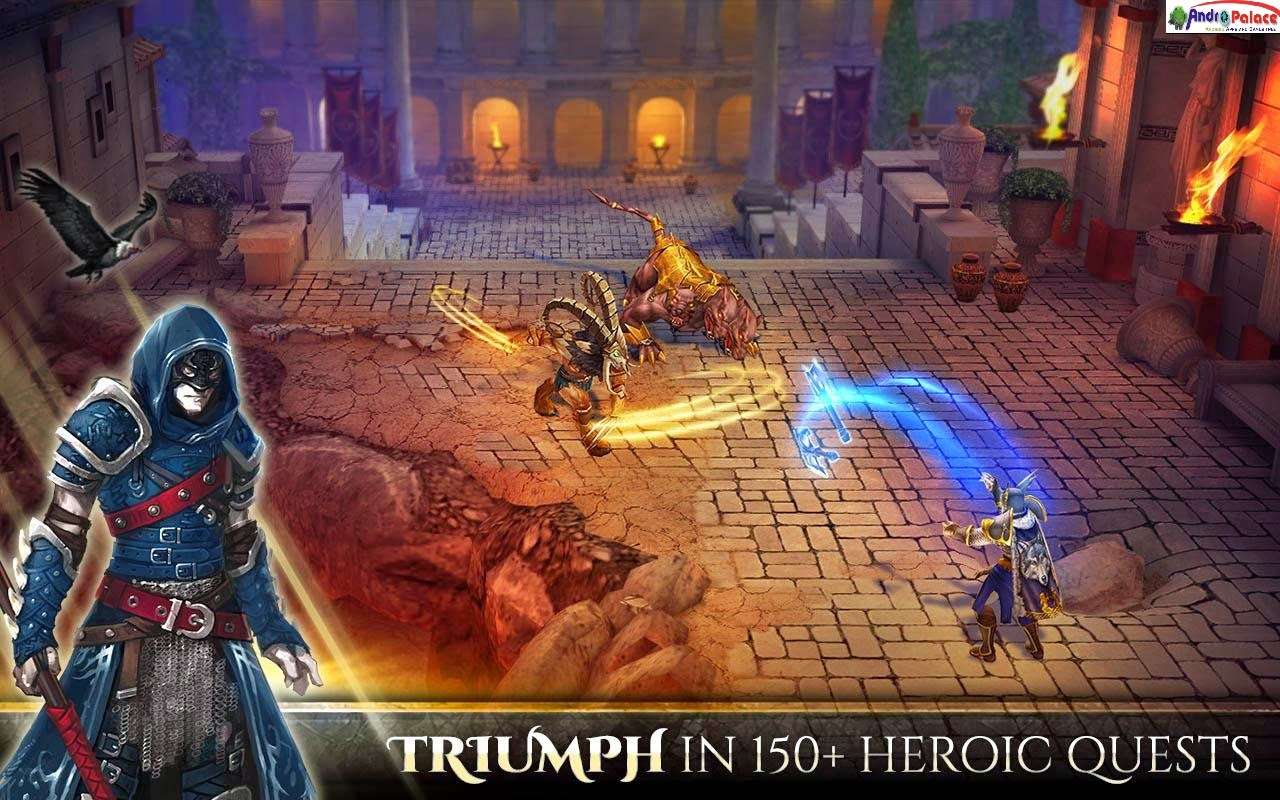 BLOOD_GLORYIMMORTALS1.1.0MODAPK_Androcut_123 BLOOD & GLORY: IMMORTALS 1.1.0 MOD APK Apps