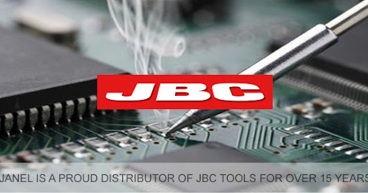 JBC Tools Soldering Equipment: Compact Line Soldering Stations
