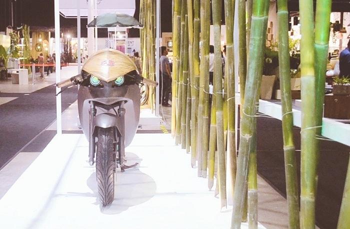 Bamboo Extreme at Manila FAME