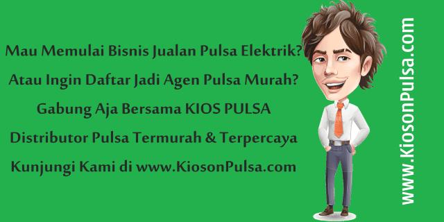 KiosonPulsa.com Web Resmi Kios Pulsa CV Multi Payment Nusantara