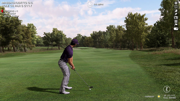 Jack Nicklaus Perfect Golf GamePlay