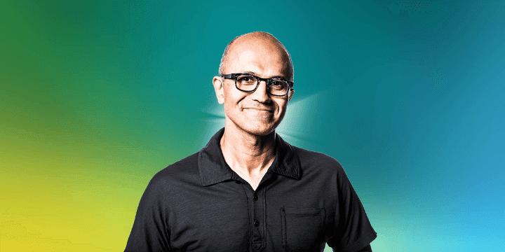 Satya Nadela (CEO, Microsoft)