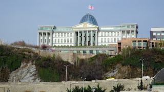 Presidential Palace from Auditorium