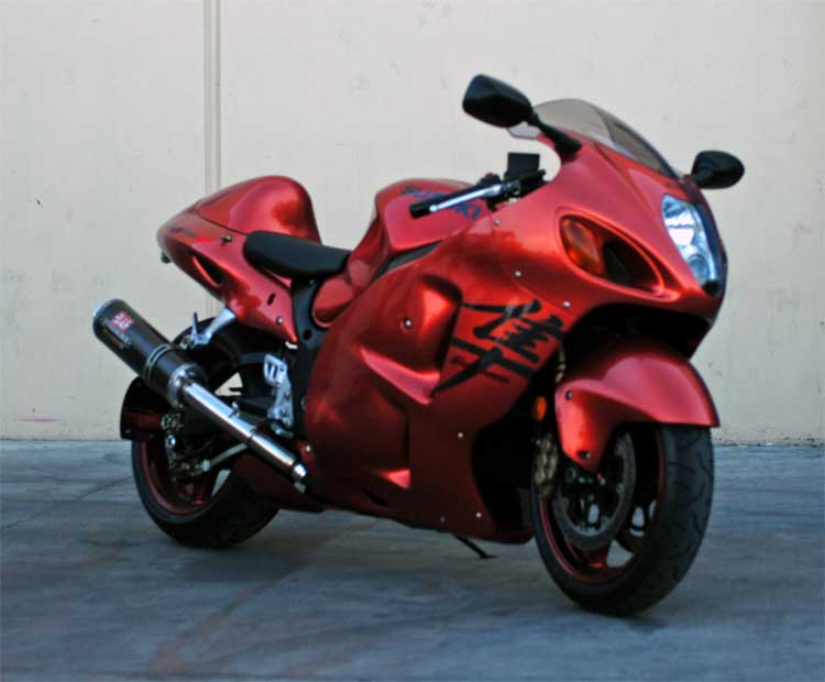All Sports Bikes: Suzuki Motorcycles