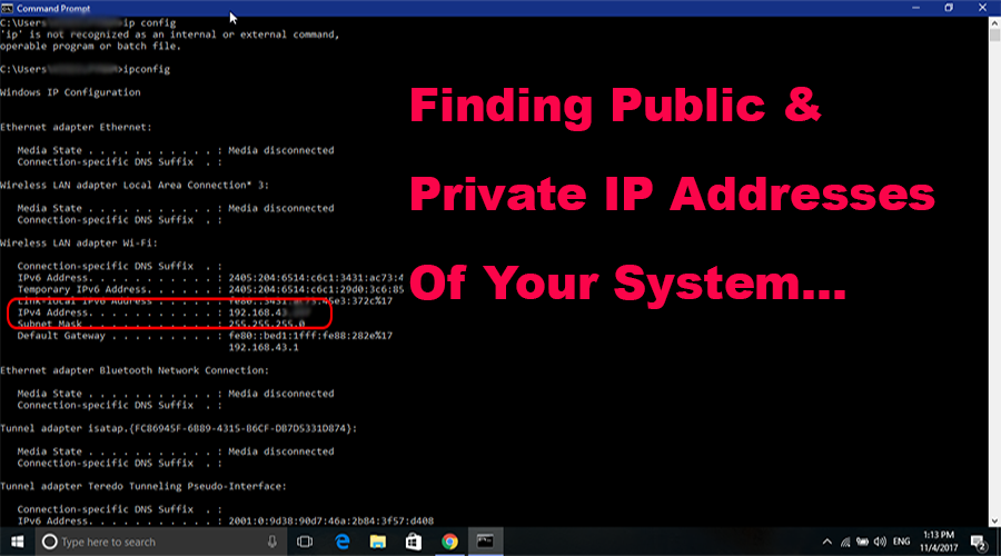 how-to-find-public-and-private-IP-addresses