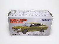 tomica limited vintage mitsubishi galant gto lv-n37b
