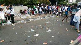 Foto Foto Lucu Aksi Parade Kebudayaan 412 Kemarin - C0mmando