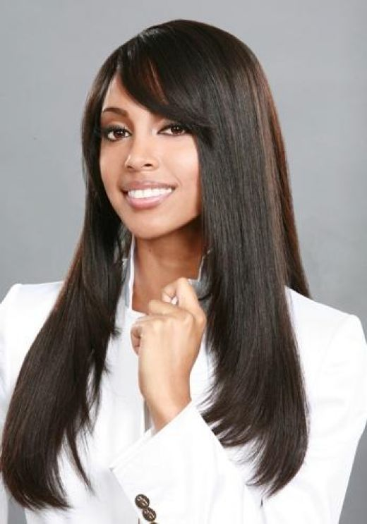 Nana Hairstyle Ideas Straight Weave Hairstyles
