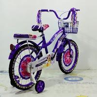 Sepeda Anak Atlantis Bell 16 Inci