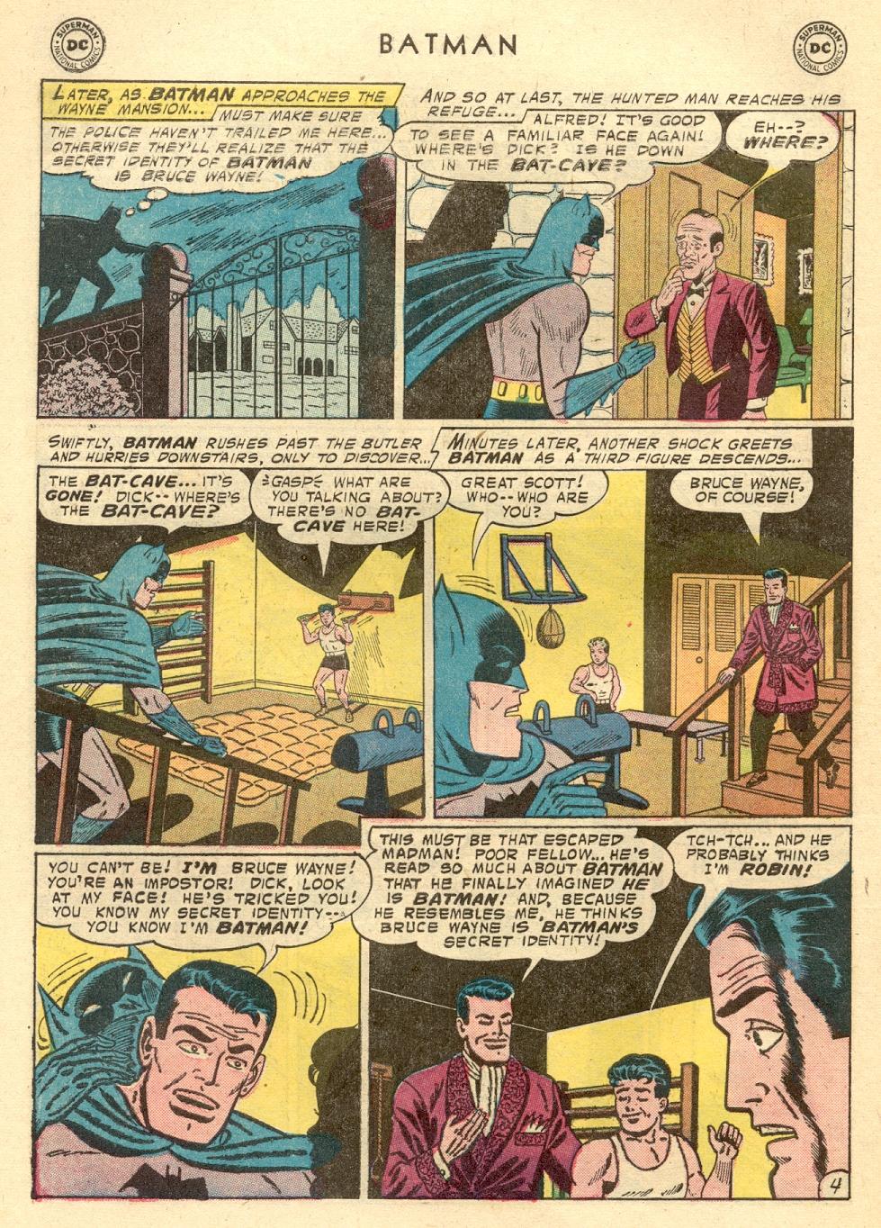 Read online Batman: The Black Casebook comic -  Issue # TPB - 82
