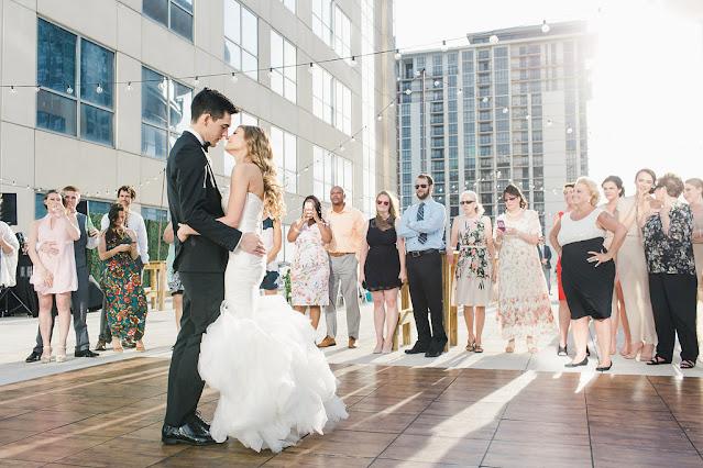 newlywed first dance