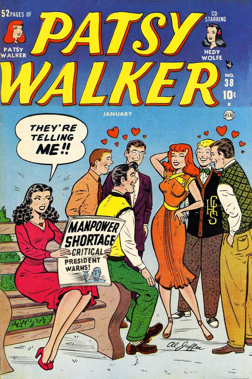 Patsy Walker 38 Page 1