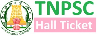 TNPSC Hall Ticket 2016
