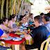 Restaurante Ilha das Tabocas no Rio Tocantins - Marabá